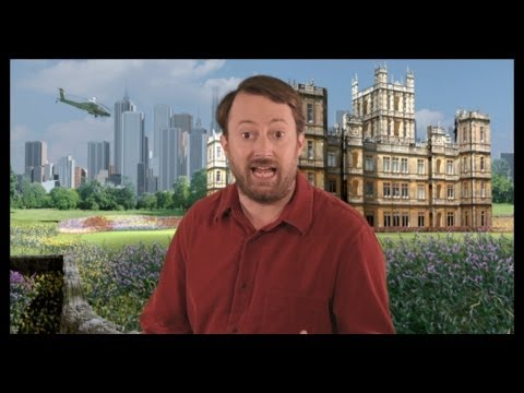 Downton Abbey | David Mitchell's Soapbox