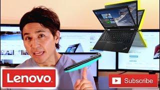 Lenovo X1 Yoga 2nd Gen 2017 In Depth Review Best Medschool Laptop!
