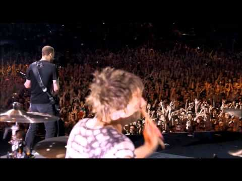 Muse-Man with a Harmonica+Knights of Cydonia (Live At Rome Concert) [HD]