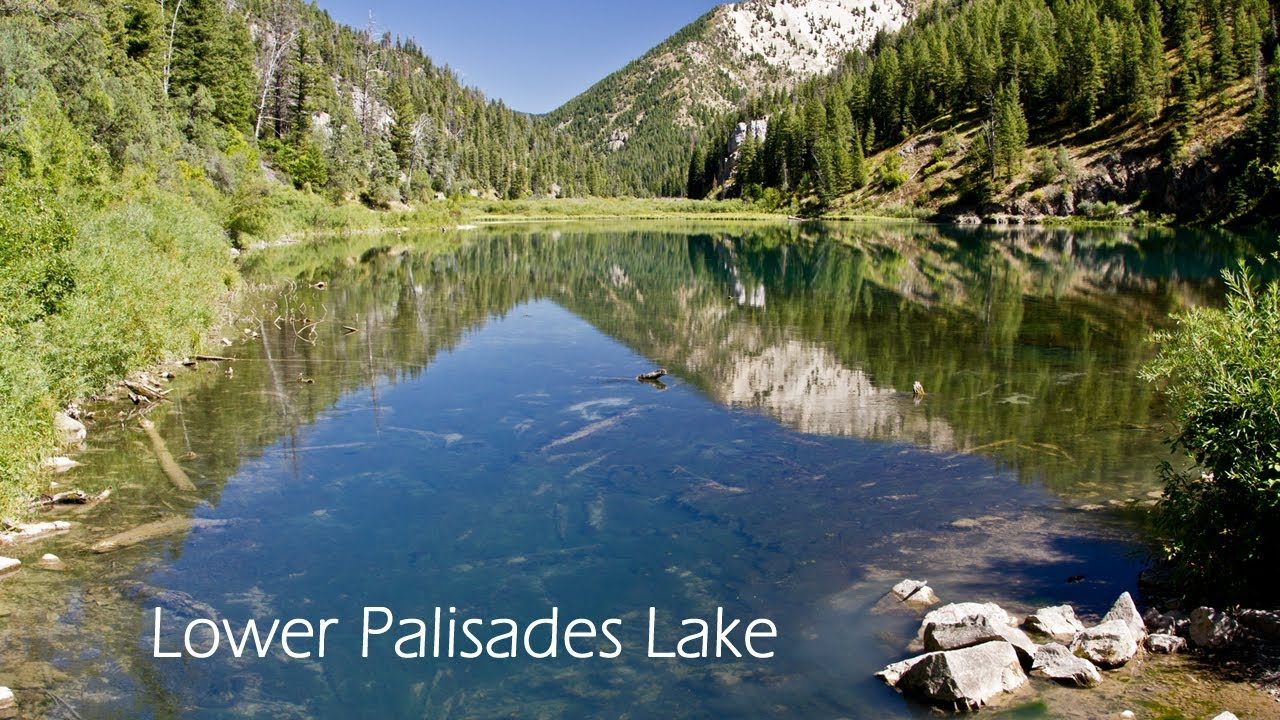 Palisades Trail Idaho Palisades Lakes Idaho Hiking