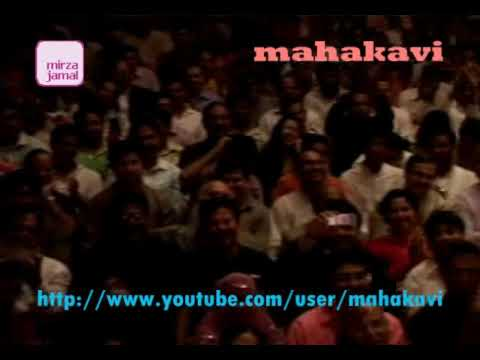 Rahat Indori - Ghazal - 03 - Muscat - 2008 video