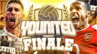 FIFA 19: YOUNITED DAS KRASSESTE FINALE MIT ICON HENRY!! 😱😱 FIFA 19 Ultimate Team #5
