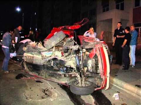 ДТП в Столице — Погибло Двое Пассажиров BMW