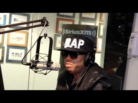 Red Cafe Freestyle On Shade 45! + Speaks About How You Can Lose Yourself Running Around With Diddy