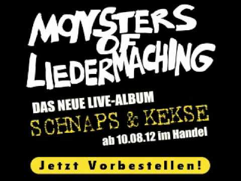 Monsters Of Liedermaching - Ich Hab Dich Lieb