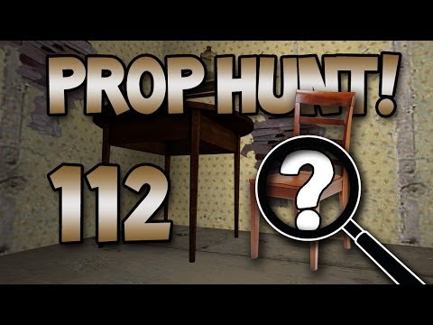 We're ON FIRE Right Now! (Prop Hunt! #112)