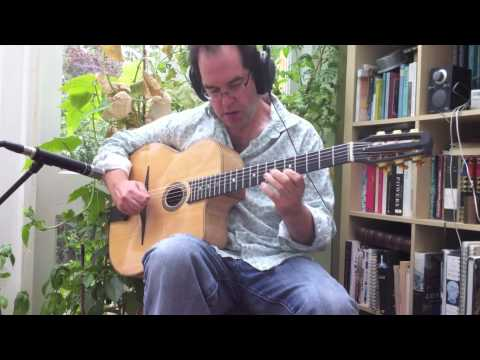 All Of Me - Gypsy Jazz Guitar