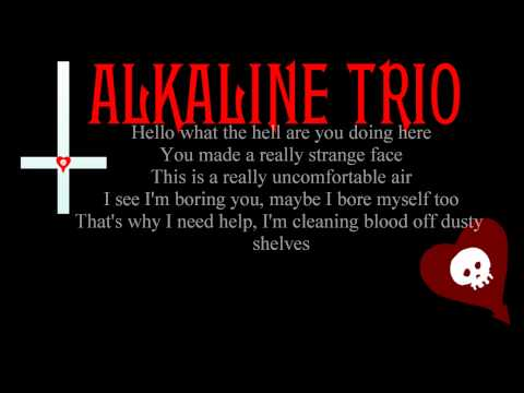 Alkaline Trio - Take Lots With Alcohol