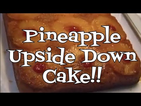 How to Make Pineapple Upside Down Cake: Noreen's Kitchen