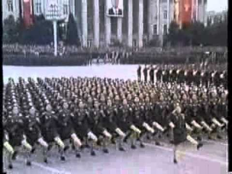 55th Anniversary of the foundation of the Democratic Peoples Republic of Korea