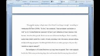 Page Layout, Margins and Numbering | Graduate School at The