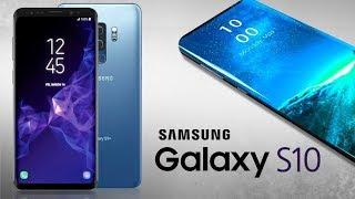 استعراض لتصميم سامسونج  Review Samsung Galaxy S10
