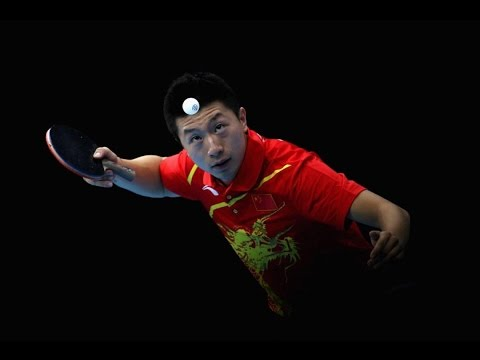 China Open 2014 Highlights: Fan Zhendong VS Ma Long (SEMI)