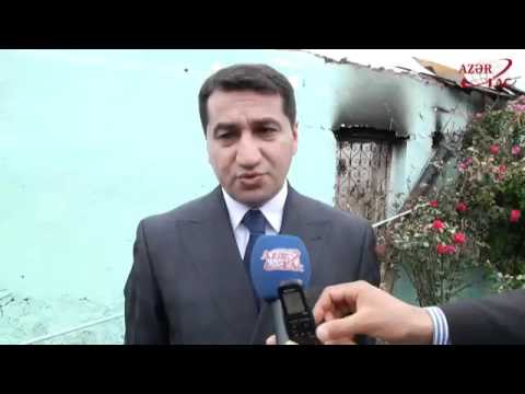 Hikmat Hajiyev: State bodies are documenting losses and damage to civilians