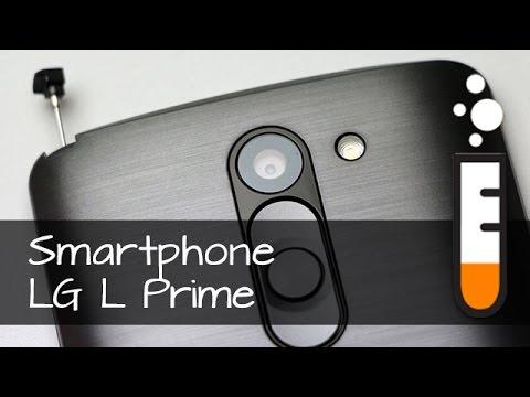 L Prime LG D337 Smartphone - Vídeo Resenha Brasil