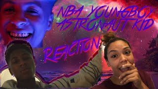 Youngboy Never Broke Again Astronaut Kid Official Audio Official Reaction