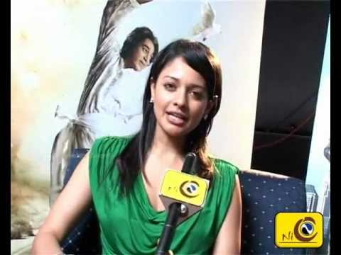 Vishwaroopam Actress Pooja Kumar Exclusive Interview video