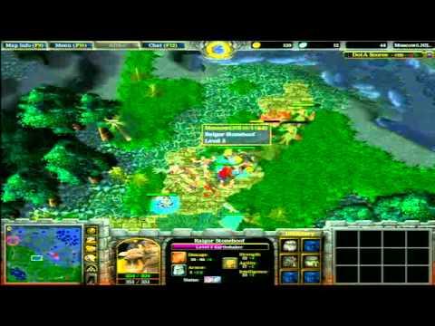 V1lat - navi vs m5Garaj - ASUS SPRING 2011 - game 2 - final