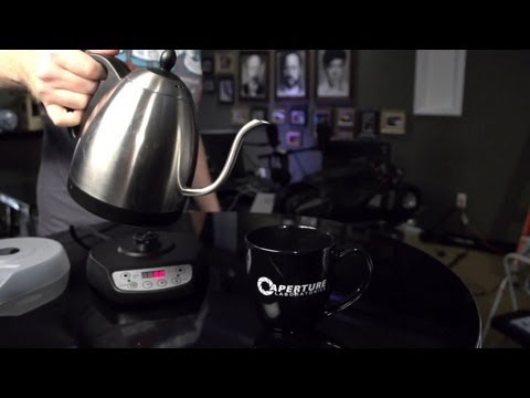 Show & Tell: Favorite Electric Pour Over Kettle