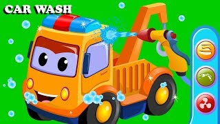Tow Truck Car Wash | Cartoon Videos For Babies by Kids Channel