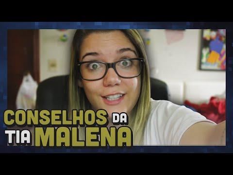 Conselhos Da Tia Malena #01 video
