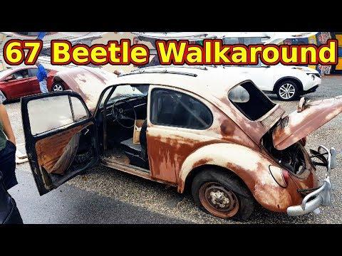 1967 VW Beetle Walkaround