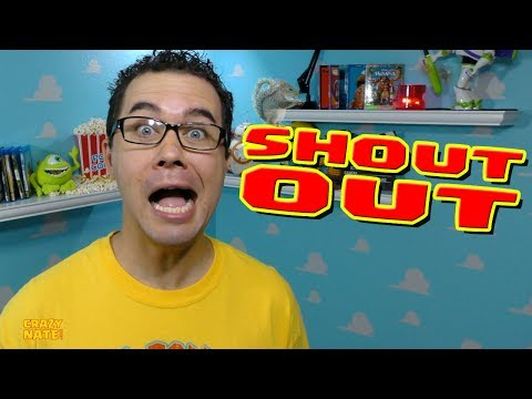 You Want A Shout Out? How to be featured on my channel.