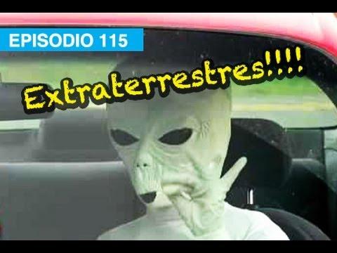 Extraterrestres en el Bosque!! l whatdafaqshow.com