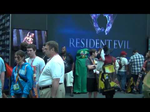 Random Stupid San Diego Comic-Con 2012 Stuff I Filmed Volume 3 Super Turbo Championship Edition