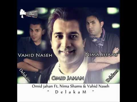 Omid Jahan -- Delakam (ft Vahid Naseh & Nima Shams) video