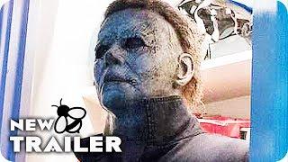 Halloween Trailer Teaser 2 (2018) Jamie Lee Curtis Horror Movie