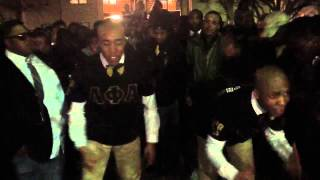 NKU Alpha Phi Alpha Fraternity Inc. Spring 13 (Part 3)
