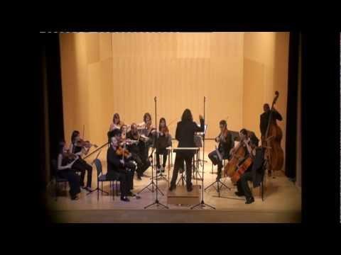 Oscar Herrero - Nochero soy - Orquesta Ciudad de Orihuela