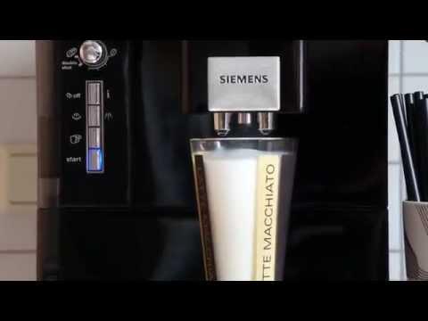 Siemens EQ.5 - Extraklasse, Klavierlack