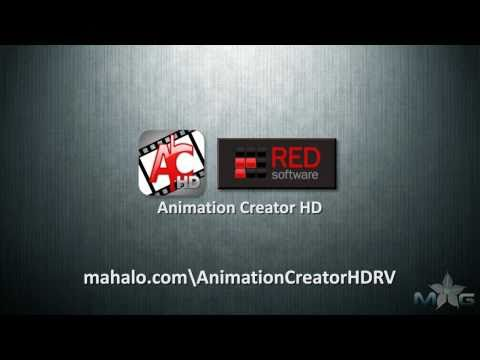iPad App Review: Animation Creator HD