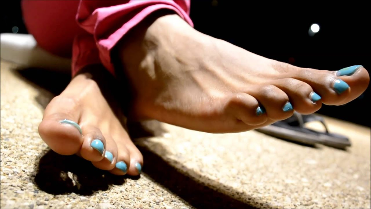 Shoe removal fetish