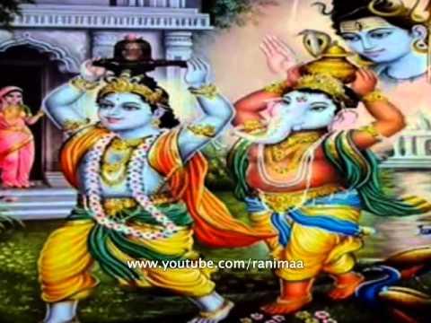 Jai Ho Girija Ke Laal Jai Shambhu Ke laal by Narender Chanchal...