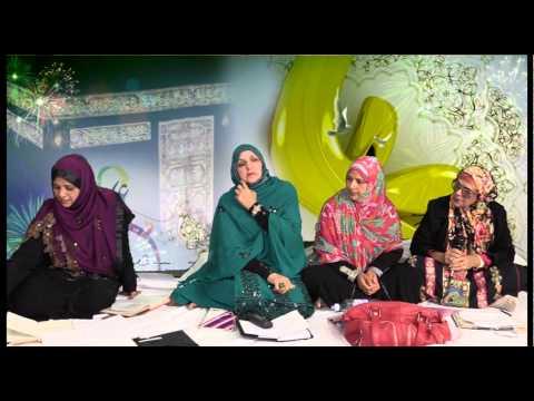 Bham Ladies Jashan e Molod e Kaba Part2    01 05 15  NIGHAT