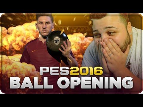 NON CI CREDO LIONEL MESSI !!! BALL OPENING PES 2016