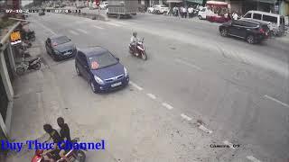 Tai nạn giao thông kinh hoàng sáng ngày 10/7/2019. Tại Chợ kho - Hải Ninh - Tĩnh Gia - Thanh hóa