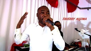 Thierry Ngoma chante