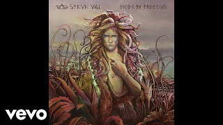 "Steve Vai - ""No Pockets""の試聴音源を公開 新譜「Modern Primitive/Passion & War」から thm Music info Clip"
