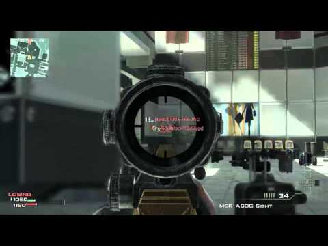 Thorinard - MW3 Game Clip