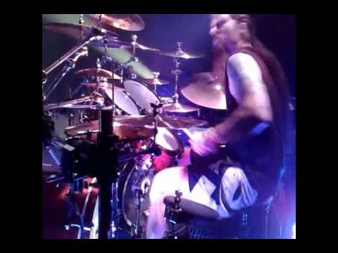 Lamb of God - Grace - Drums Only Studio Audio with Live Drum Cam View thumbnail