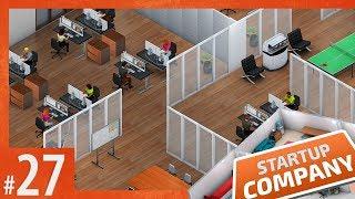 Major Renovations - Startup Company