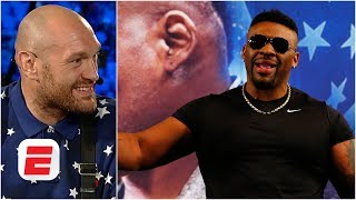 Tyson Fury lists the heavyweights who refused to fight him | Top Rank Boxing
