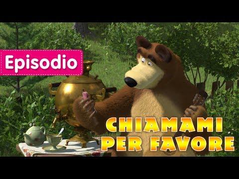 Masha e Orso - Chiamami per favore! ☎️  (Episodio 9)