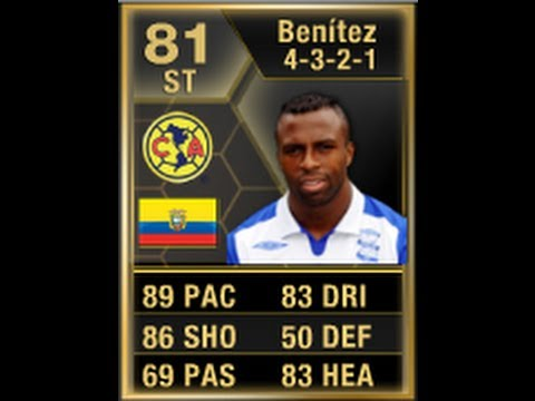 FIFA 13 TIF BENITEZ 81 Player Review & In Game Stats Ultimate Team