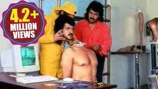 Extraordinary Scene - Ananth Nag Create A Robot Same As Upendra
