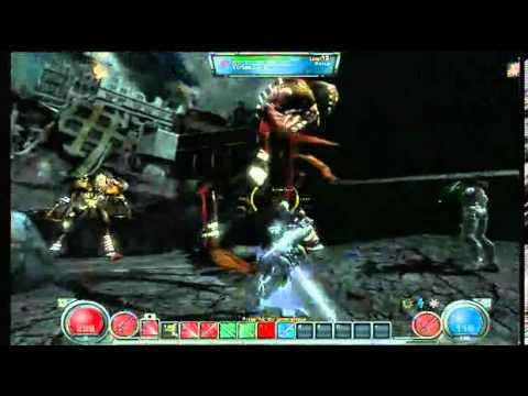 E3 07 - Hellgate: London - E3 trailer 07-11-07